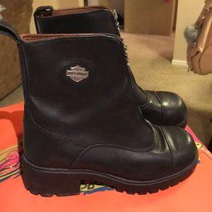 Harley-Davidson Shoes - Harley Davidson motorcycle 🏍 boots
